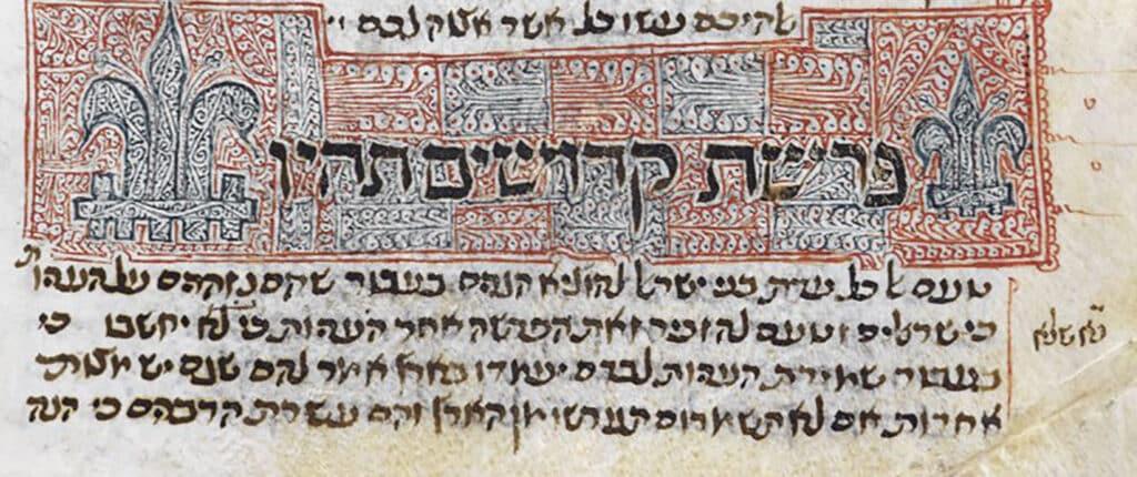 Zohar Qedoshim