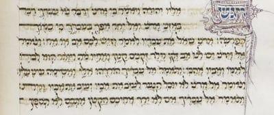 Zohar Vaygash la rencontre entre Judah et Joseph